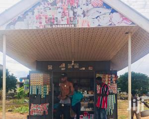Container Store For Rent At Mamponteng- Dumanafo