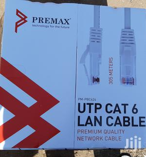 Cat6 Cable Premax Indoor Utp   Computer Accessories  for sale in Greater Accra, Achimota