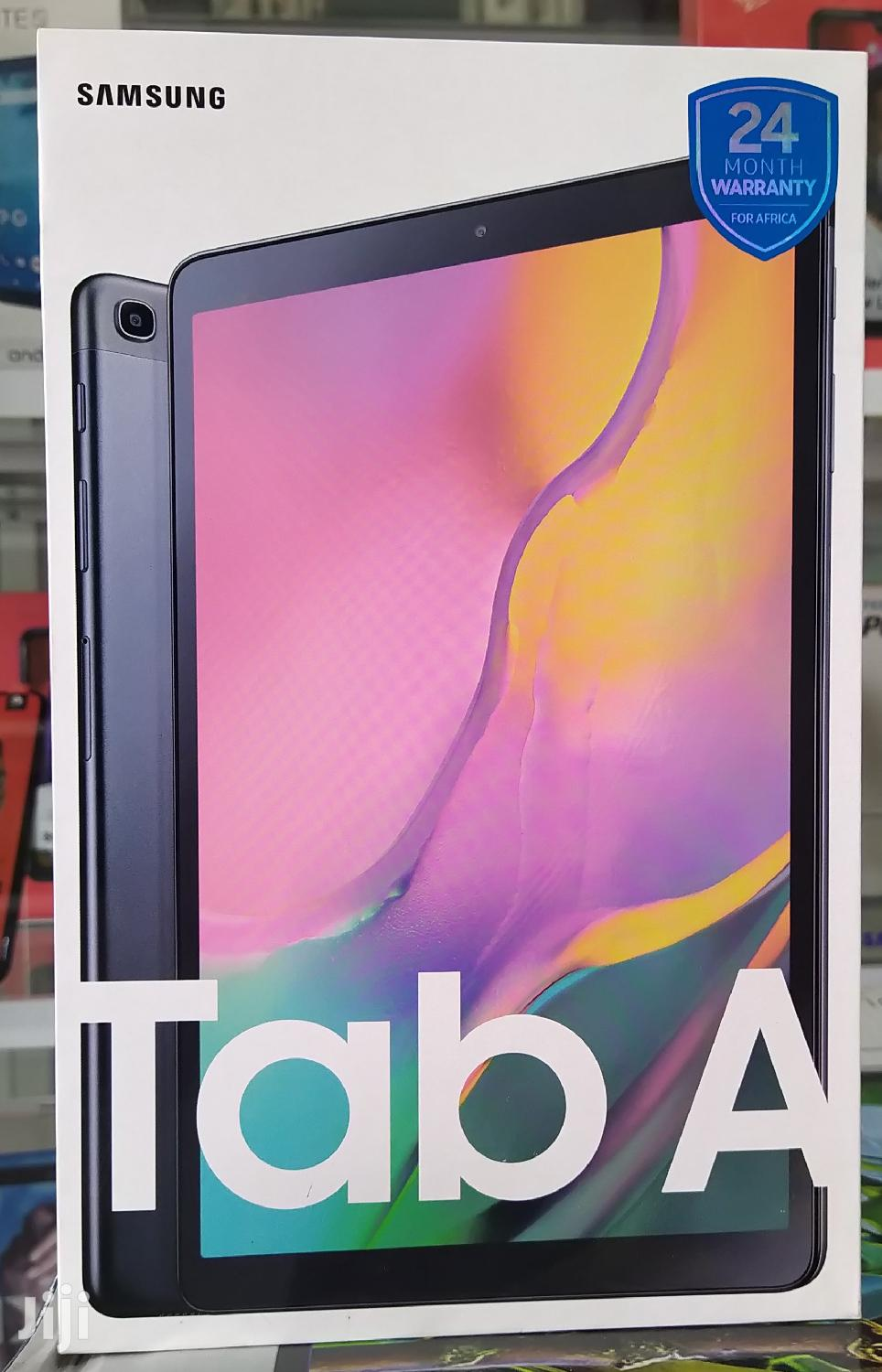 New Samsung Galaxy Tab A 10.1 32 GB Gray | Tablets for sale in Avenor Area, Greater Accra, Ghana