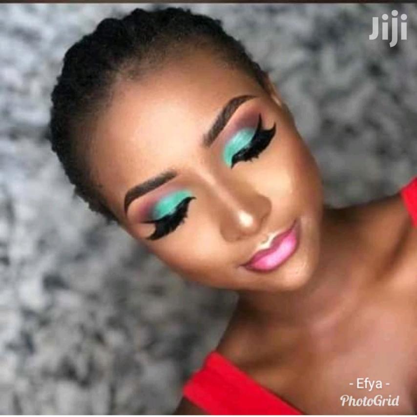 Makeup Artist, Nail Tech, Wig Cap Maker | Customer Service CVs for sale in Accra Metropolitan, Greater Accra, Ghana
