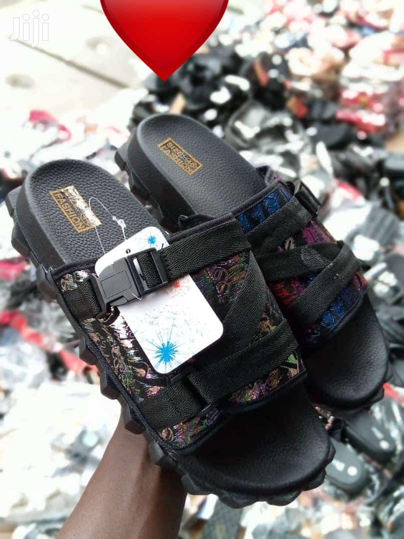 Designer Slippers Available LV | Shoes for sale in Achimota, Greater Accra, Ghana
