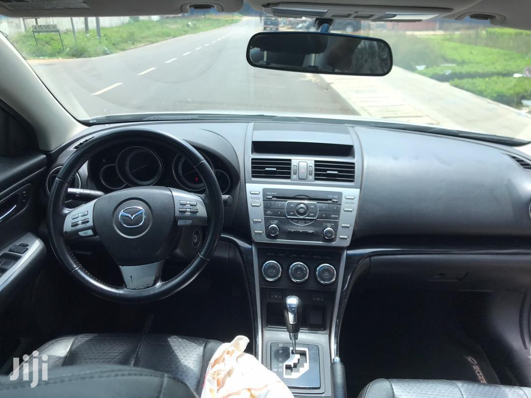 Archive: Mazda 6 2010 2.5i Grand Touring Gray