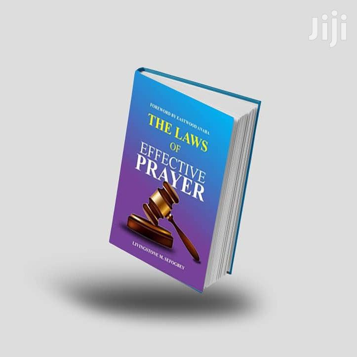 Archive: The Laws Of Effective Prayer