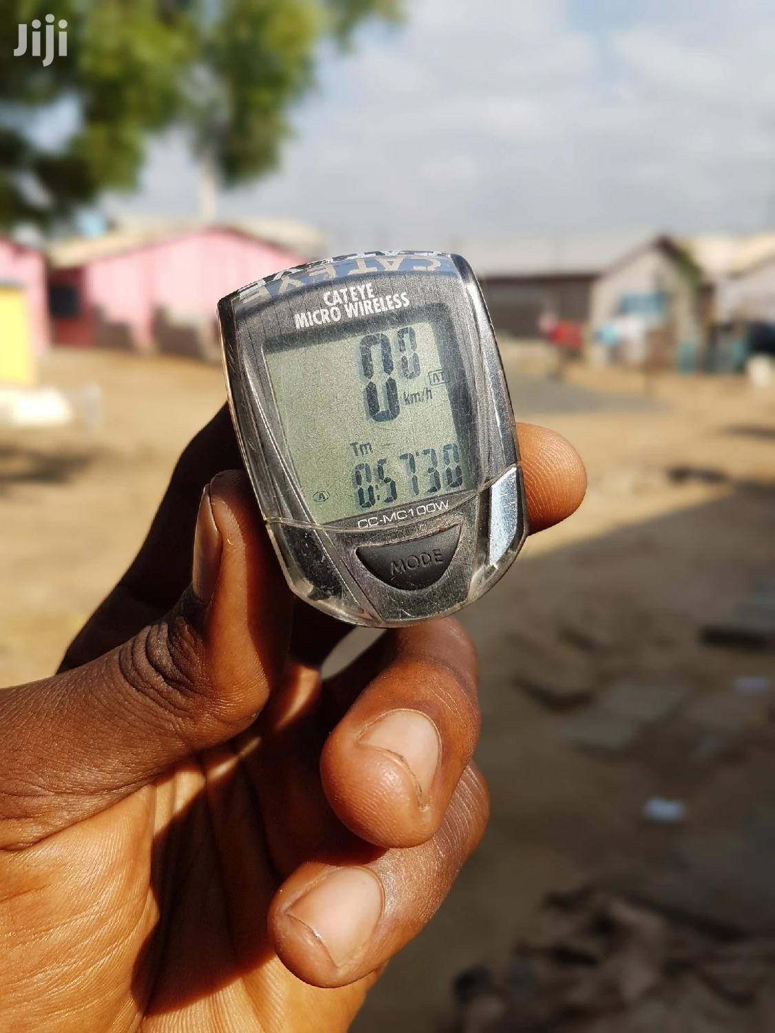 Archive: Bicycle Wireless Speedometer