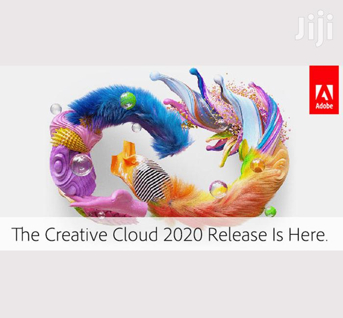 Adobe Master Creative Cloud Collection 2020 | Creativity One Package