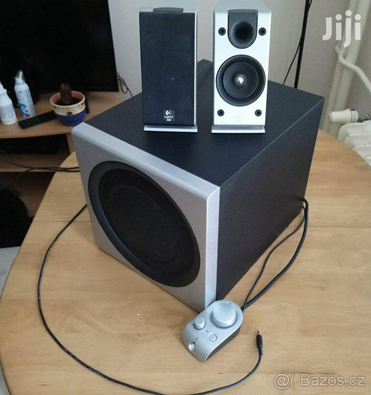 Archive: Logitech Z-2300 Thx-Certified 2.1 Speaker System With Subwoofer