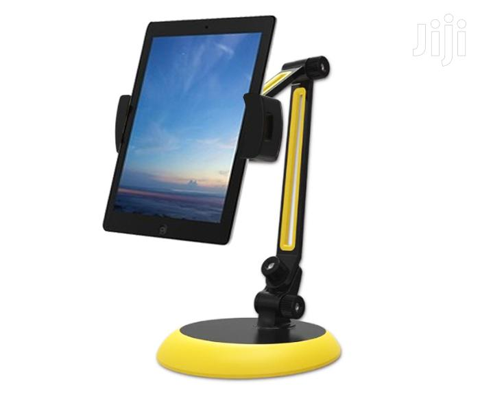 """Universal Adjustable Stand For Tablet And Phones 4"""" - 10.5"""""""