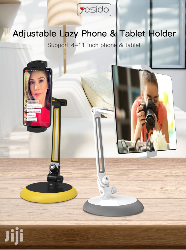 """Universal Adjustable Stand For Tablet And Phones 4"""" - 10.5""""   Accessories for Mobile Phones & Tablets for sale in Dzorwulu, Greater Accra, Ghana"""