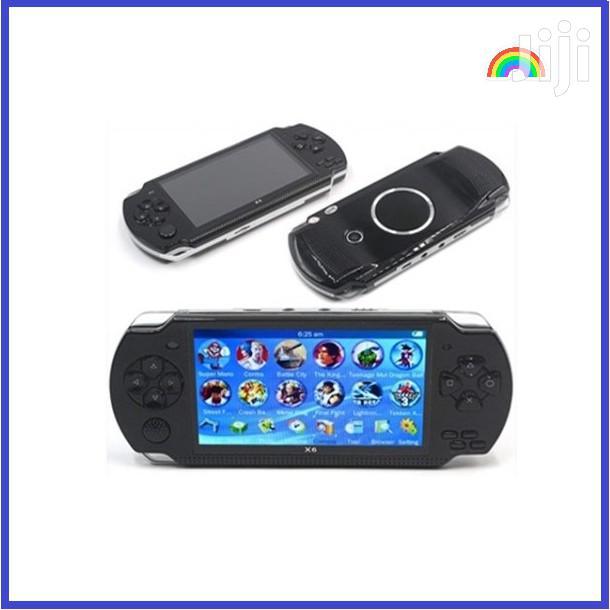 X6 PSP Clone Game Console