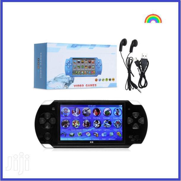 X6 PSP Clone Game Console   Video Game Consoles for sale in Kumasi Metropolitan, Ashanti, Ghana