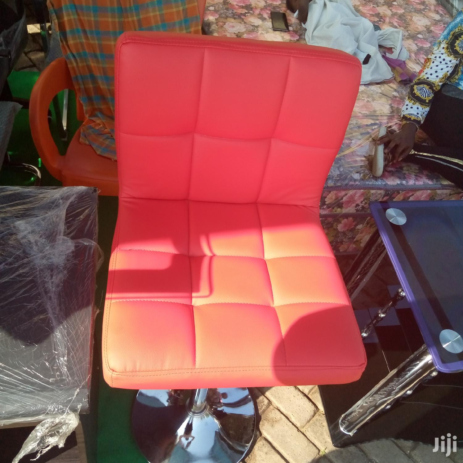 Bar Chair - Red