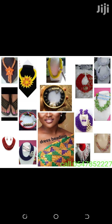 Archive: Ladies Beaded Necklace