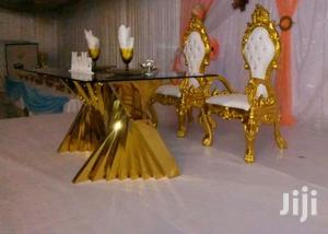 Rentals Of Chairs, Tables, Cheese Tent, Canopy, Etc   Party, Catering & Event Services for sale in Greater Accra, Cantonments