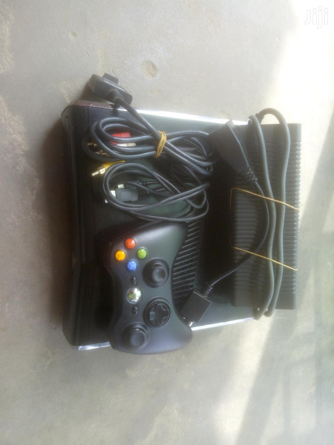 Slim Latest Xbox 360, Loaded With 14 Games | Video Game Consoles for sale in Accra Metropolitan, Greater Accra, Ghana