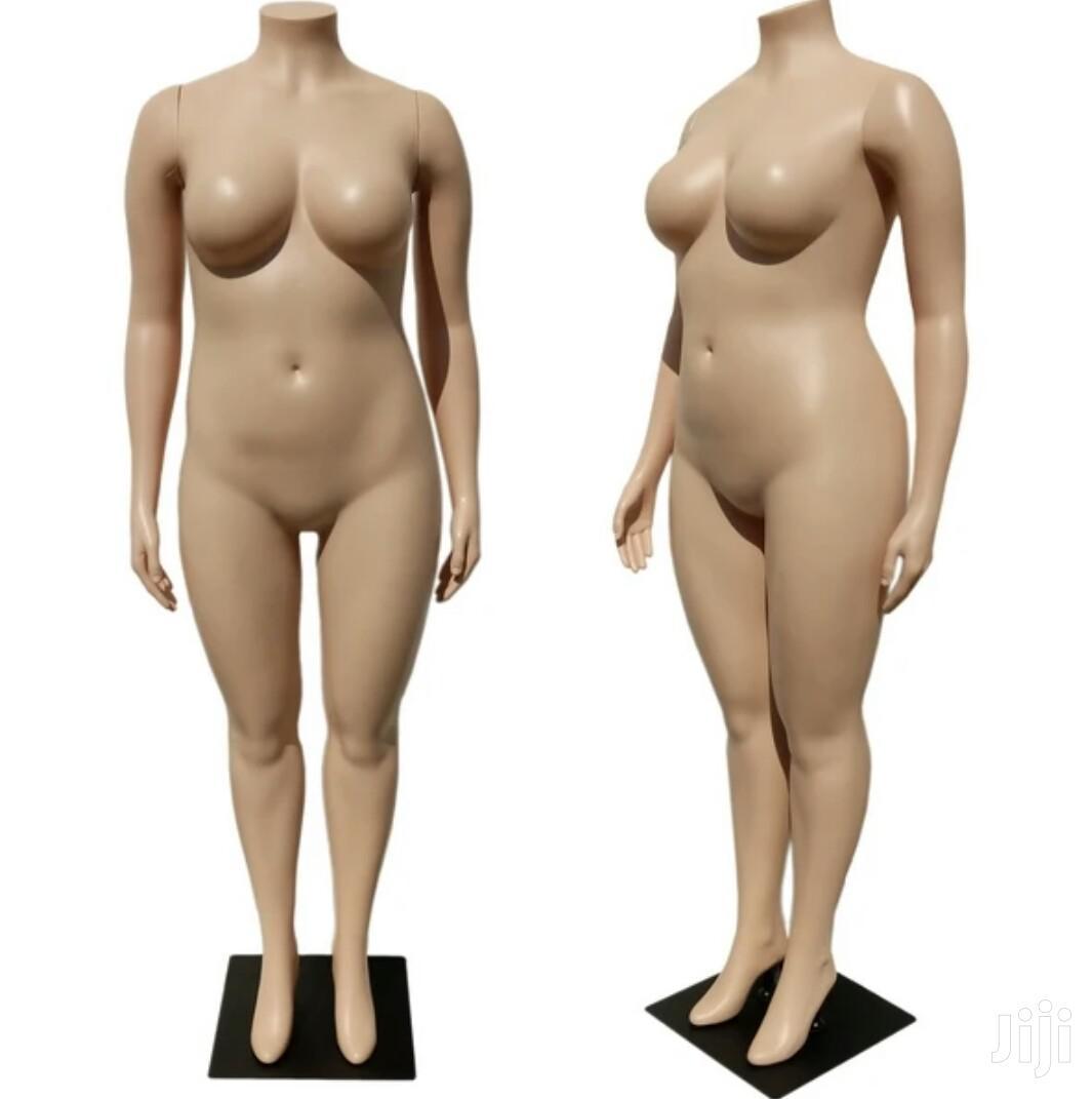 Pulse Size Mannequin
