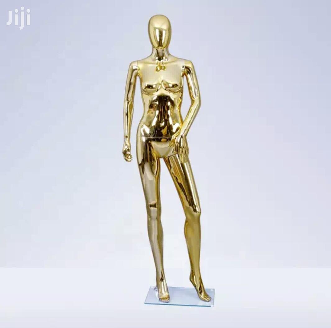 Female Fibreglass Mannequin