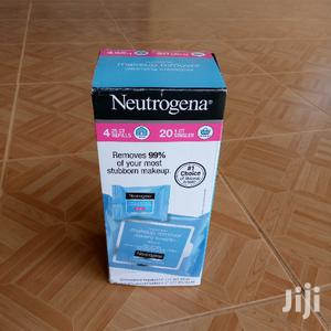 120ct Neutrogena Makeup Remover Cleansing Towelettes | Health & Beauty Services for sale in Greater Accra, Ga East Municipal