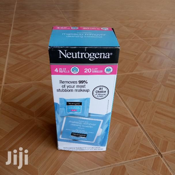 120ct Neutrogena Makeup Remover Cleansing Towelettes