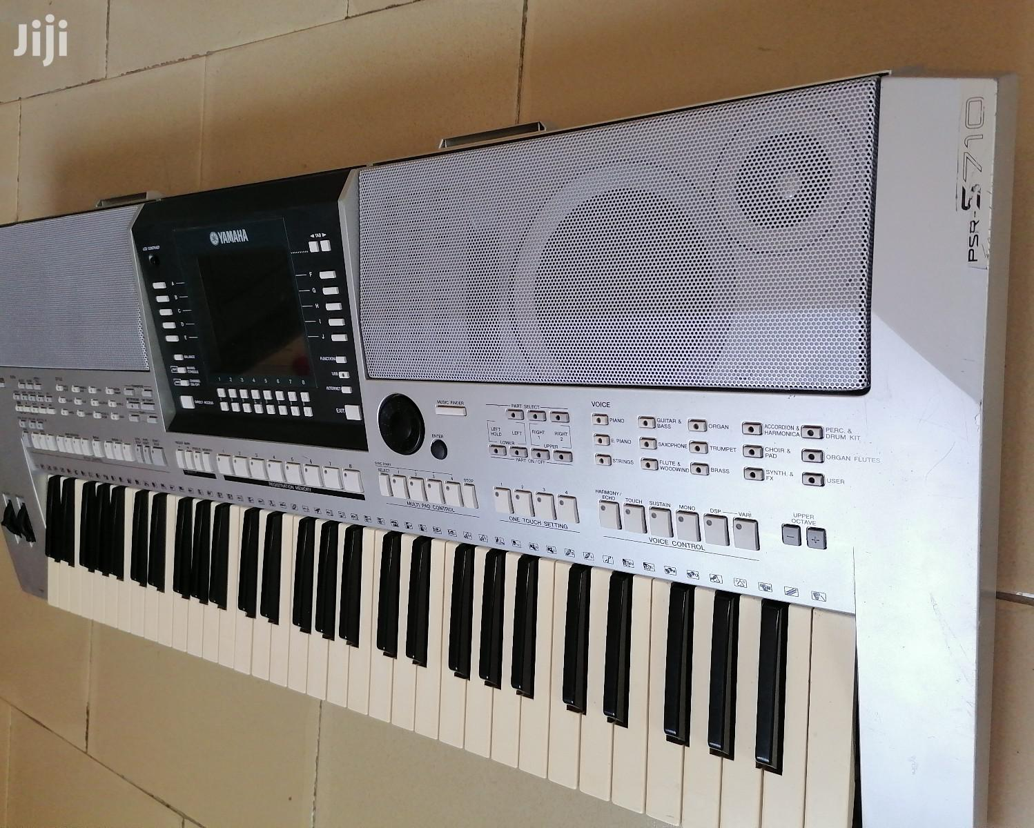 YAMAHA PSR-S710 Professional Electronic Keyboard   Musical Instruments & Gear for sale in Teshie-Nungua Estates, Greater Accra, Ghana