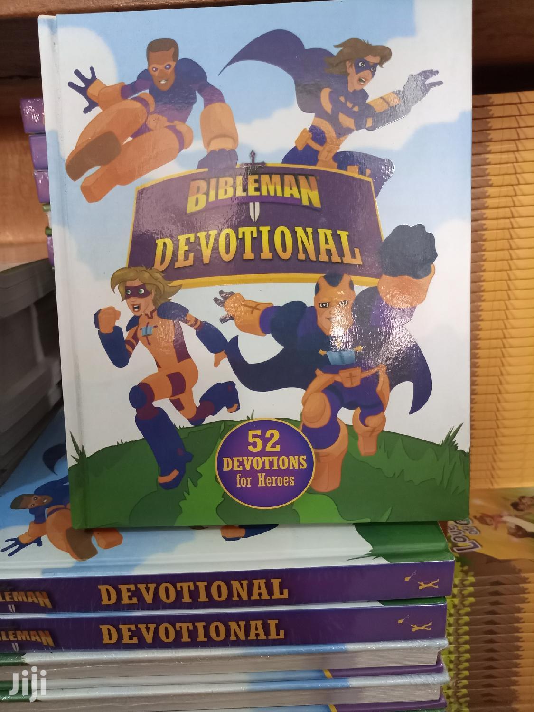 Children Bible Devotional