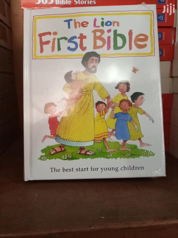 The Lion First Children Bible