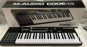 M Audio Code 49 Midi Keyboard   Musical Instruments & Gear for sale in Greater Accra, Alajo