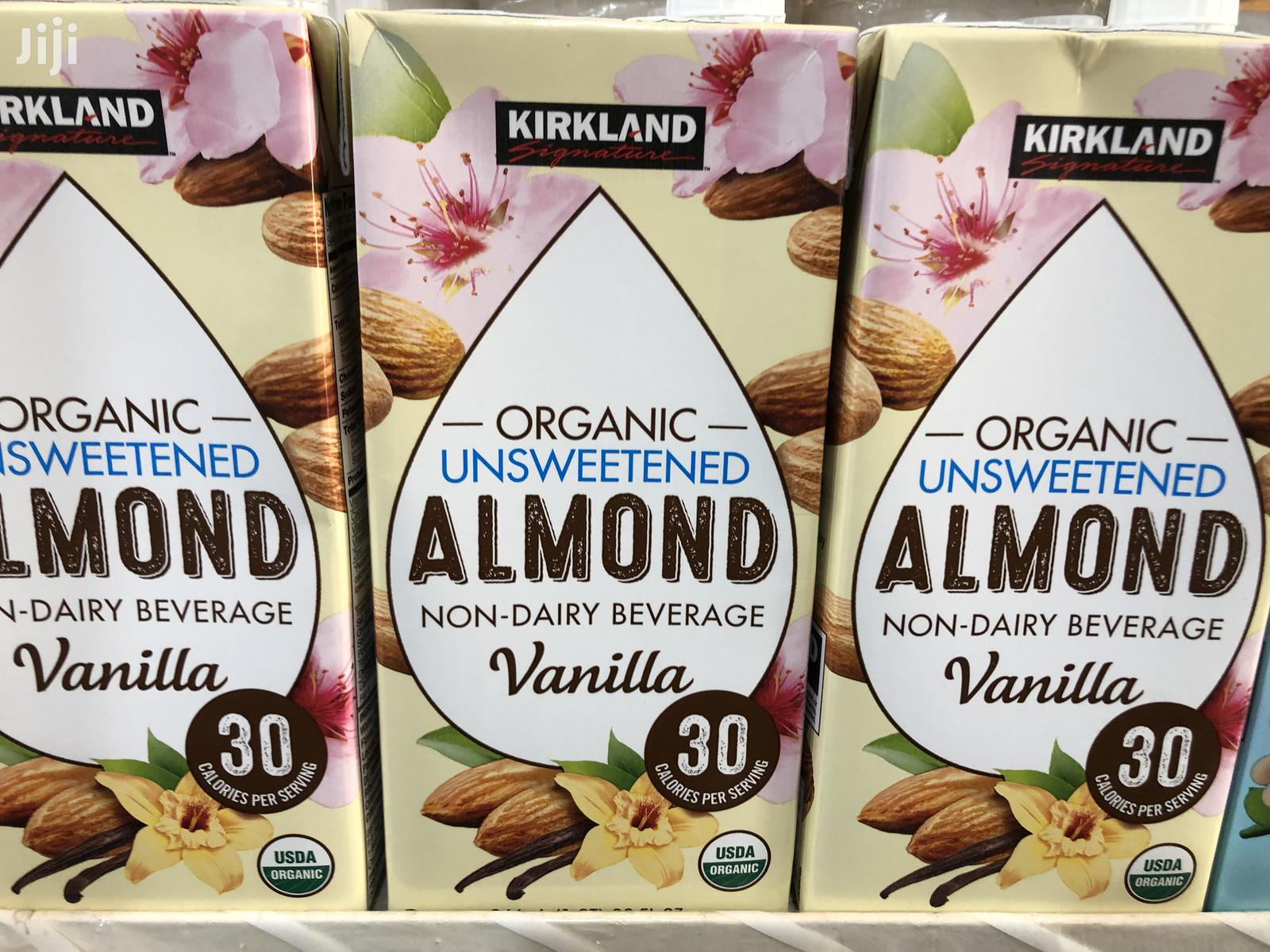 Archive: Kirkland Signature Almond Milk