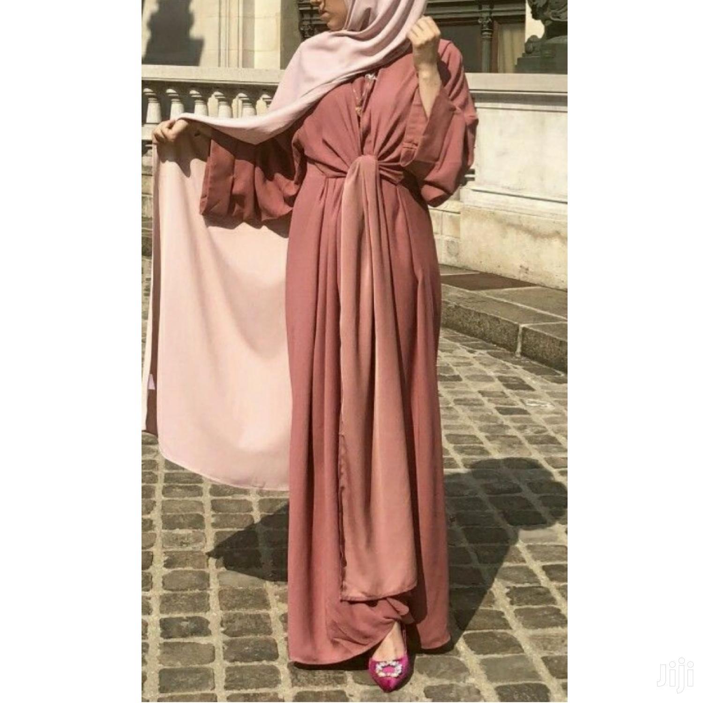 Archive: Classic Hijab Muslim Dress Abaya
