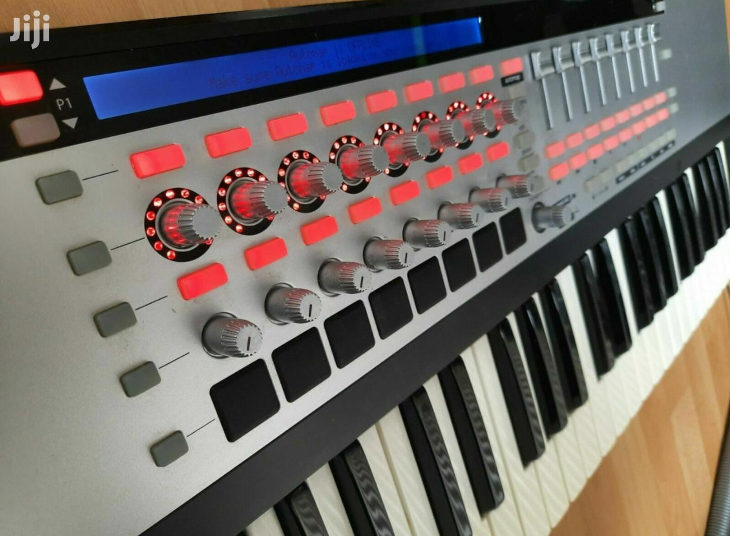 Novation Remote 49 SL MK II MIDI Keyboard. | Musical Instruments & Gear for sale in Alajo, Greater Accra, Ghana