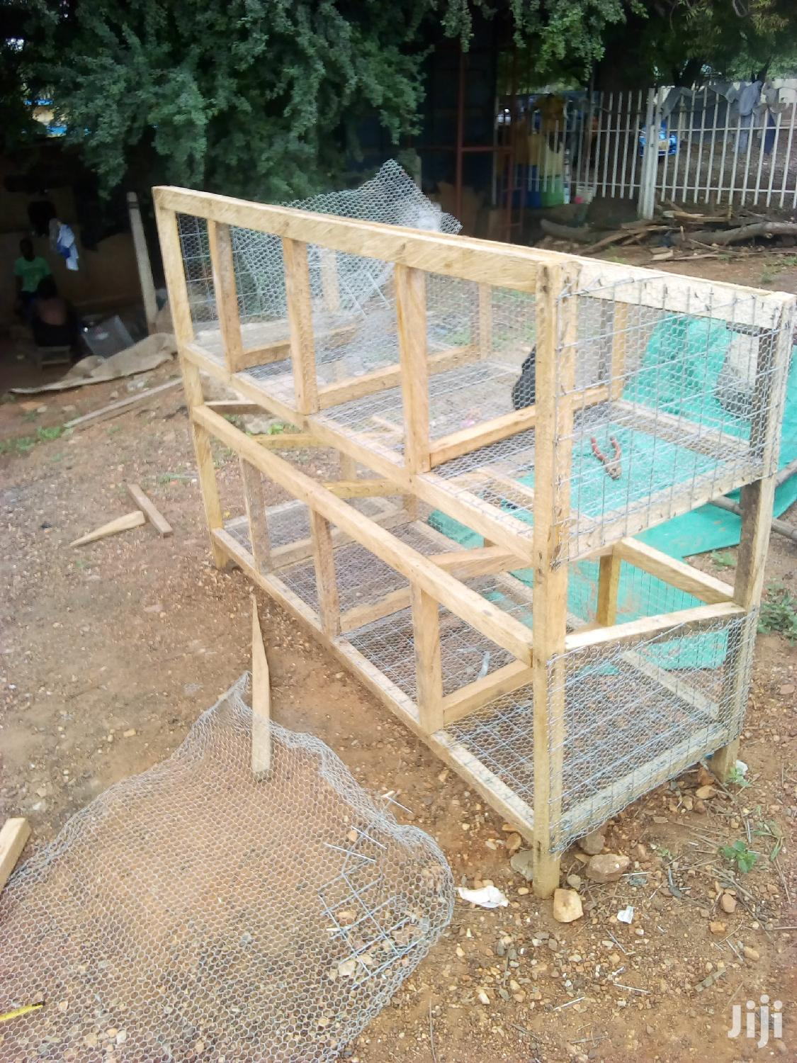 Rabbit And Grasscutter Cage For Sale