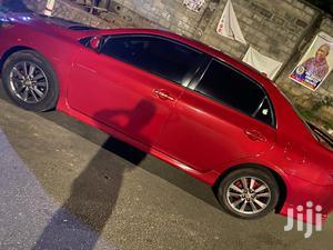 Toyota Corolla 2010 Red