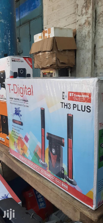 T-digital Home Theatre Speaker