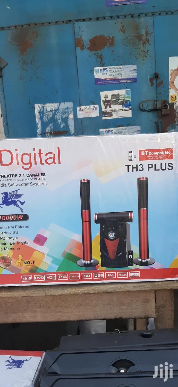 T-digital Home Theatre Speaker   Audio & Music Equipment for sale in Kumasi Metropolitan, Ashanti, Ghana