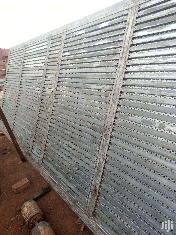 Galvanized Metallic Gate | Doors for sale in Adenta Municipal, Greater Accra, Ghana