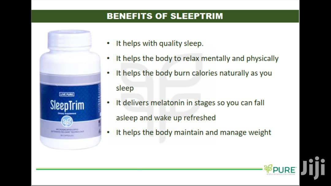 Livepure Sleeptrim Weight Loss Supplement | Vitamins & Supplements for sale in East Legon, Greater Accra, Ghana