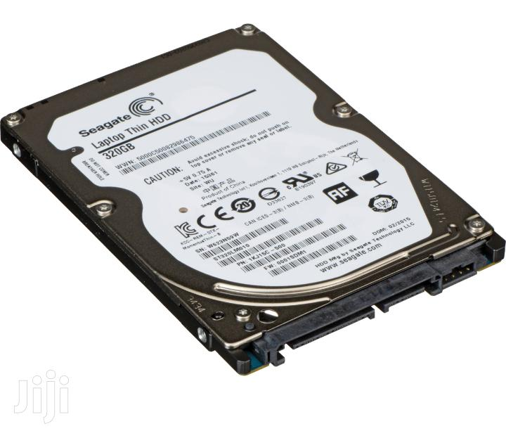 Archive: 500gig Laptop Hard Drive