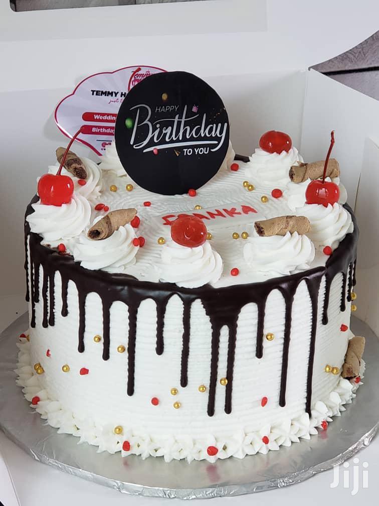 Birthday, Wedding Cakes