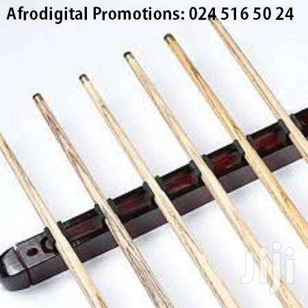 POOL / SNOOKER CUE STICKS For Sale