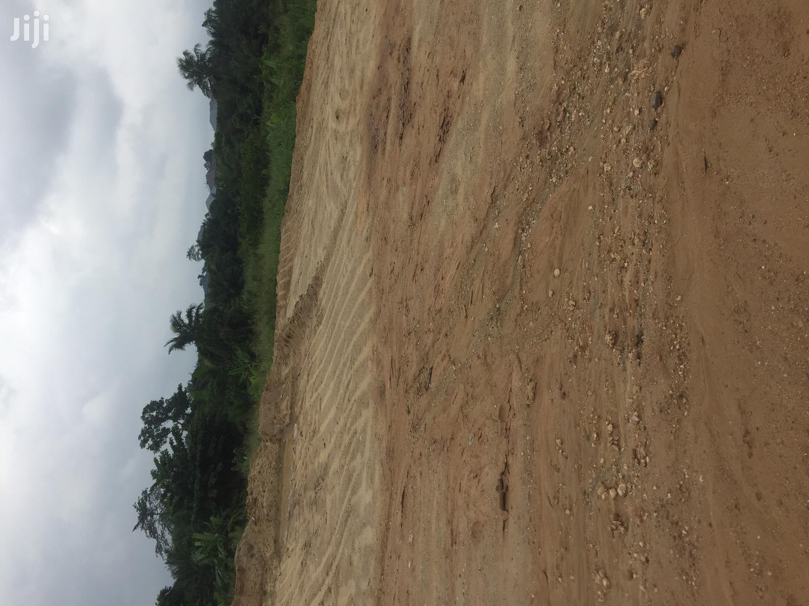 2 Plots of Land for Sale at Nsawam Kumasi Main Road   Land & Plots For Sale for sale in Akuapim South, Eastern Region, Ghana