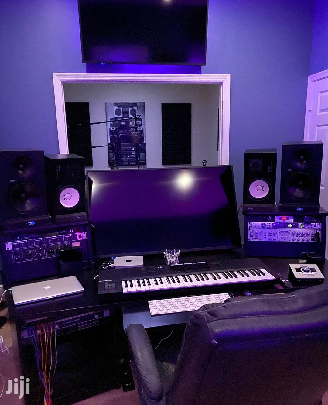 Archive: Recording Studio Promo?!