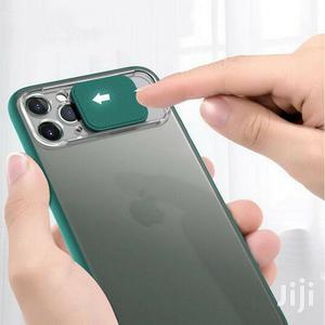 11 Pro Max Camera Protect Case Matte Clear Cover