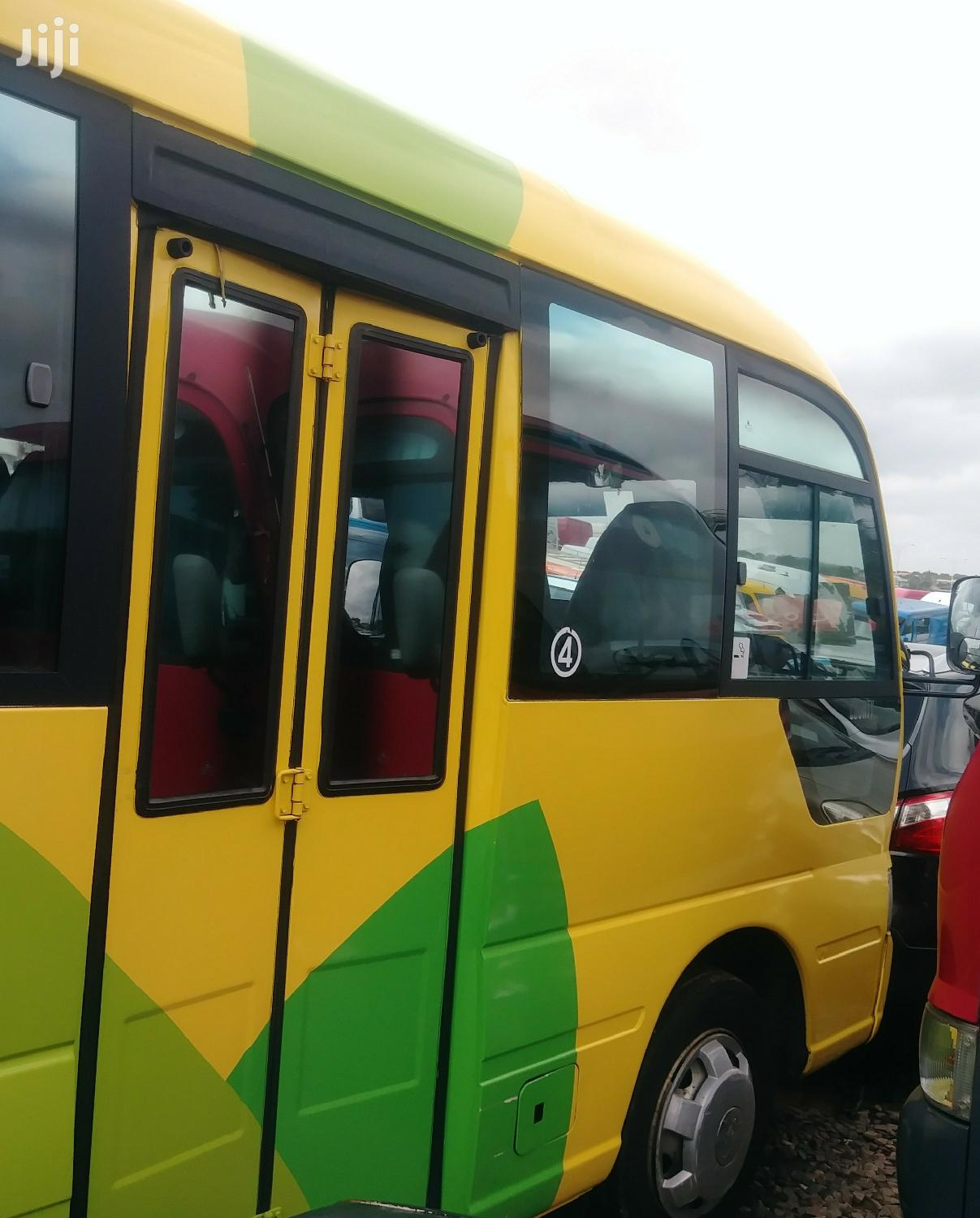 Hyundai County 1991 Yellow | Buses & Microbuses for sale in Achimota, Greater Accra, Ghana