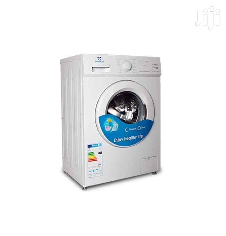 Nasco 6KG Front Load Washing Machine (MFSE-60)
