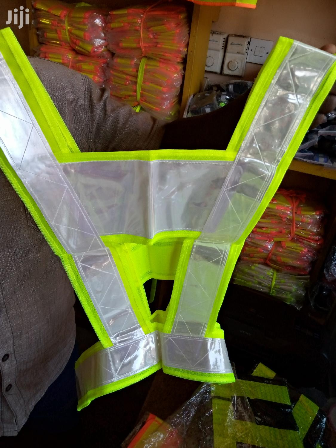 Reflective Vest ( Braise ) | Safety Equipment for sale in Abossey Okai, Greater Accra, Ghana