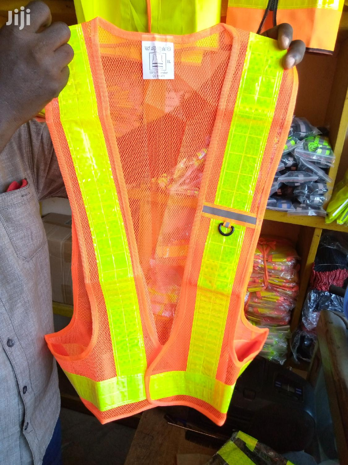 Reflective Vest | Safety Equipment for sale in Abossey Okai, Greater Accra, Ghana