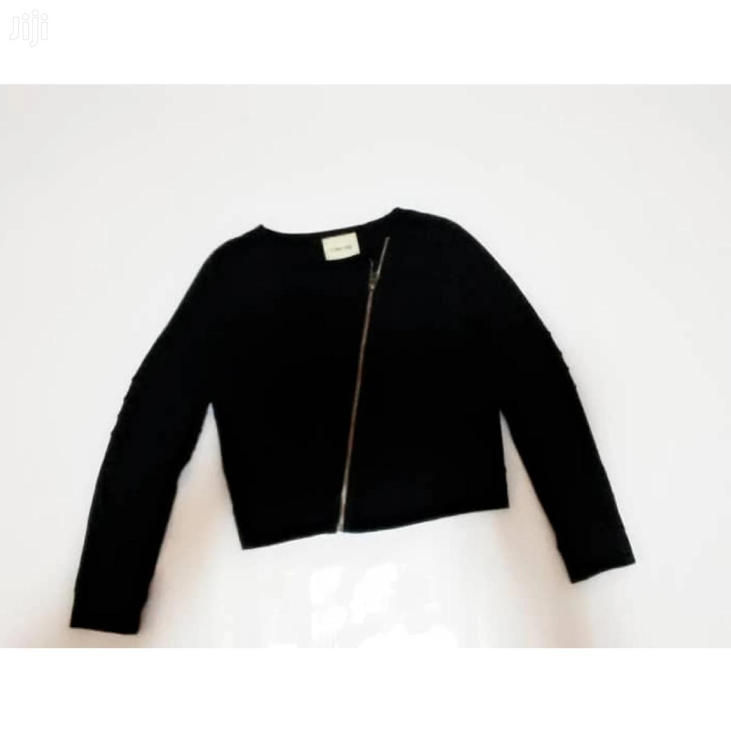 Archive: Zipped Cropped Top