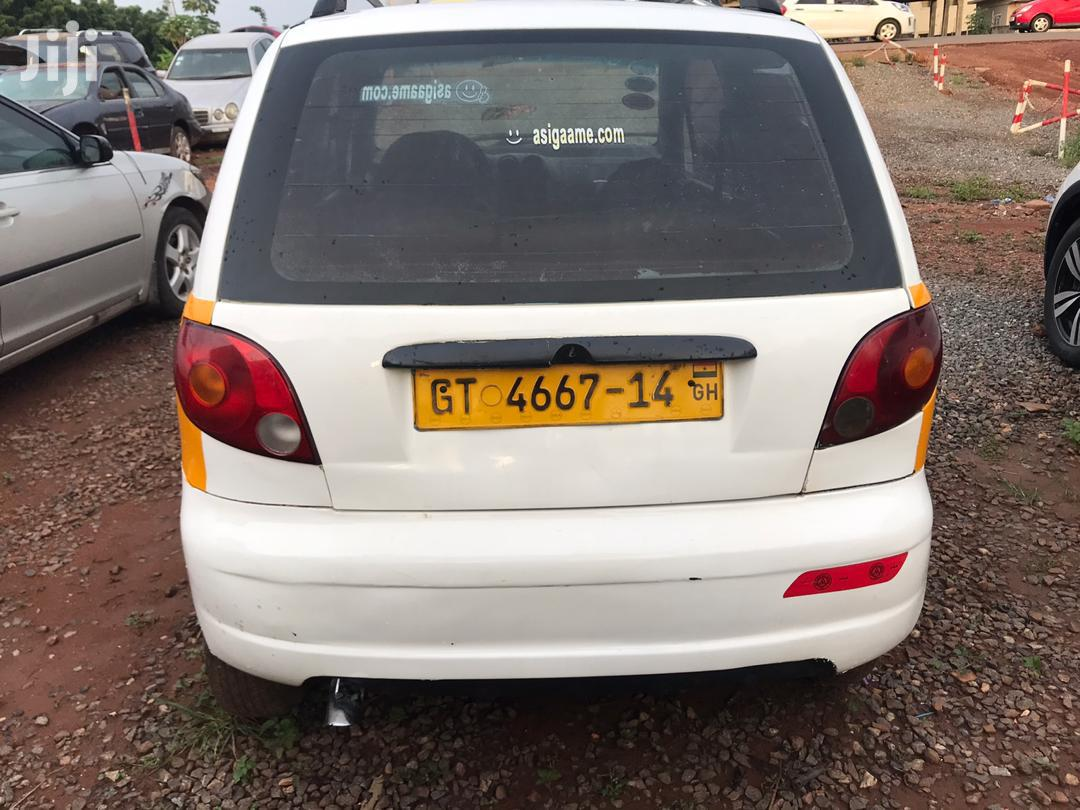 Daewoo Matiz 2005 White | Cars for sale in Adenta Municipal, Greater Accra, Ghana