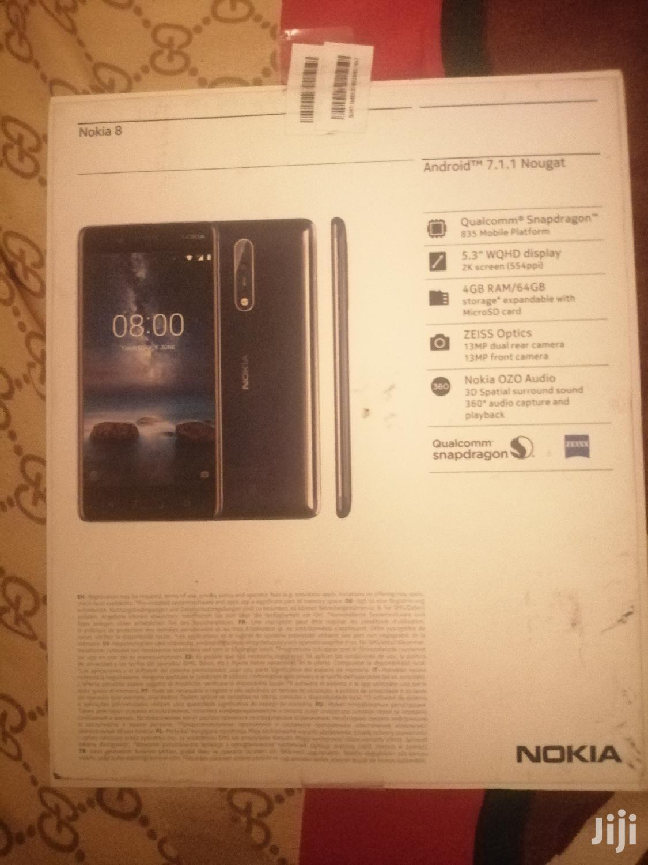 New Nokia 8 64 GB