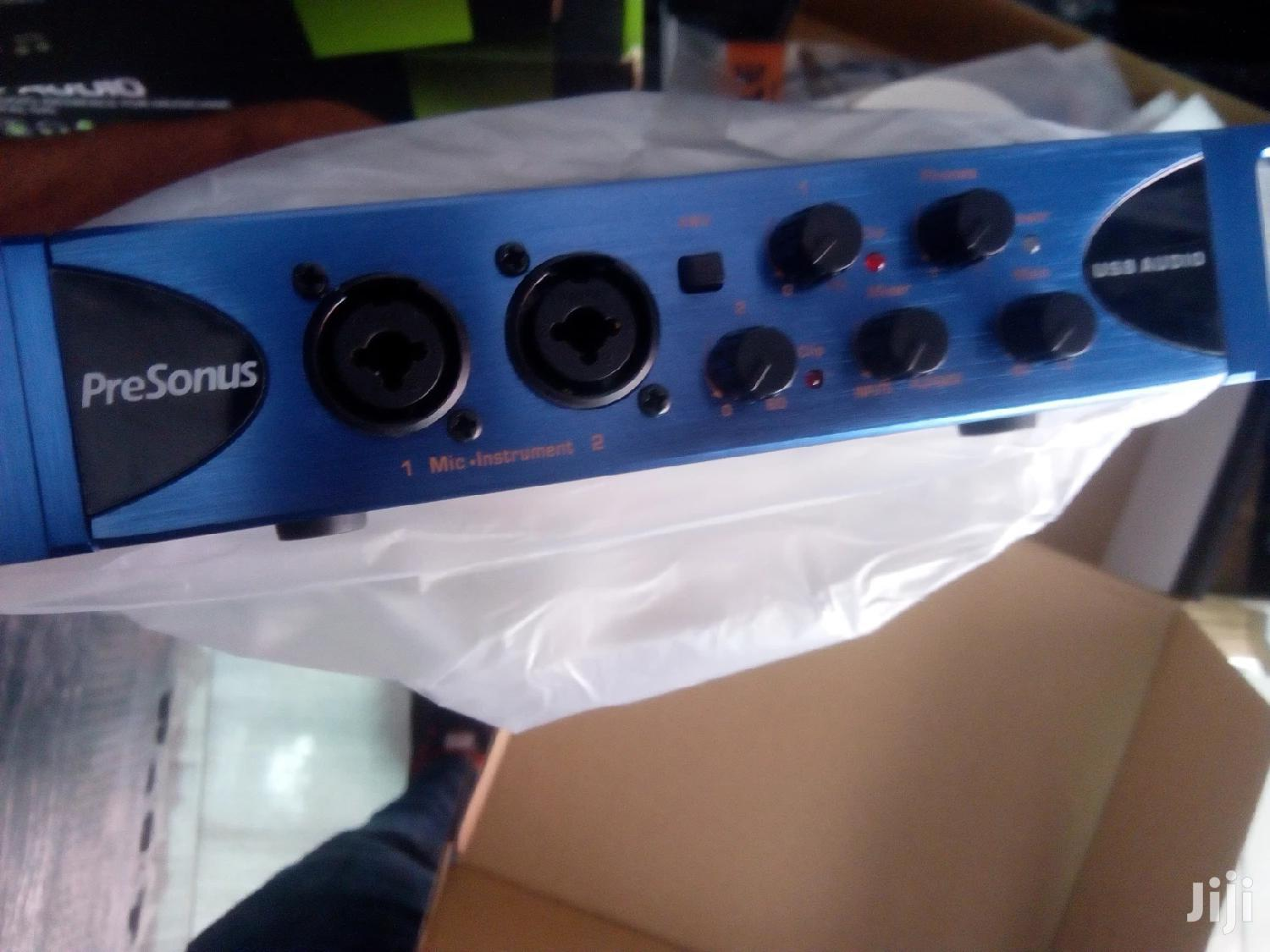 Archive: Sound Card