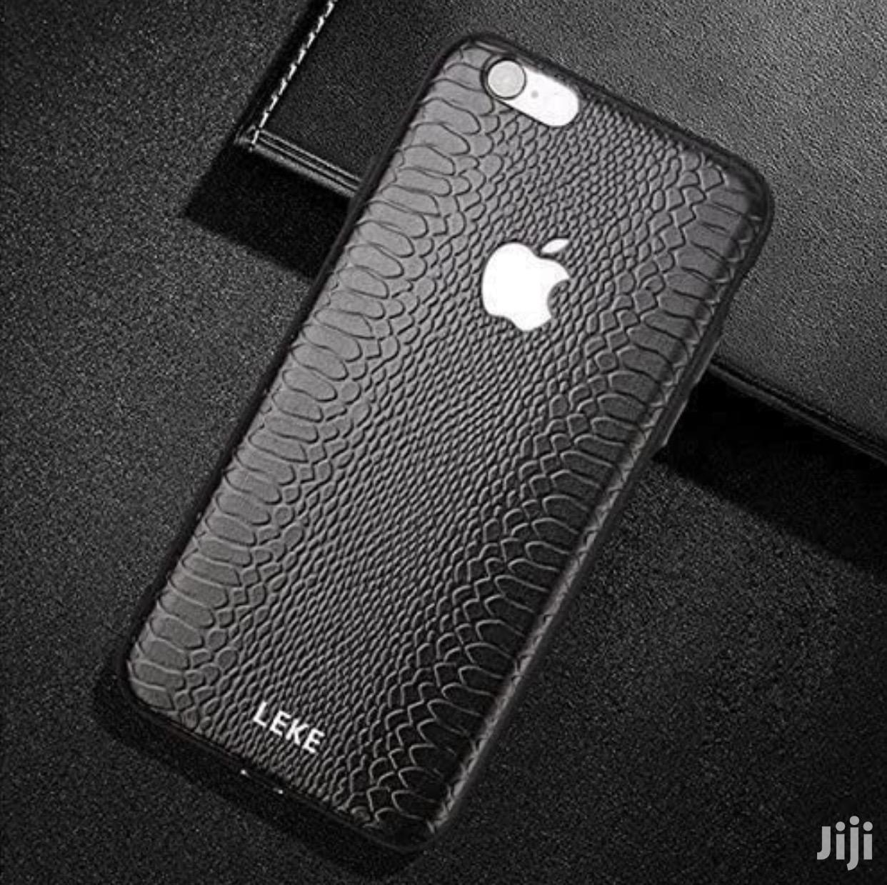 Leke Luminous Apple Logo Glow Case 4 iPhone Xs X 8p 7p 8 7 6 | Accessories for Mobile Phones & Tablets for sale in Ga South Municipal, Greater Accra, Ghana